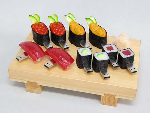 [Sushi USB picture]